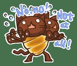Neko-Corne(Choco&Vani)English ver. sticker #8341373