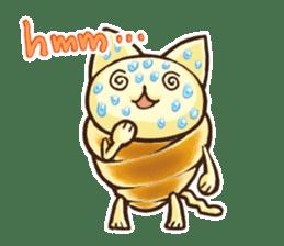 Neko-Corne(Choco&Vani)English ver. sticker #8341374