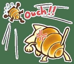 Neko-Corne(Choco&Vani)English ver. sticker #8341377