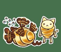 Neko-Corne(Choco&Vani)English ver. sticker #8341382