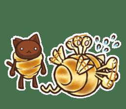 Neko-Corne(Choco&Vani)English ver. sticker #8341383