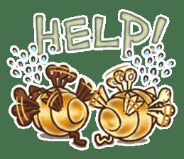 Neko-Corne(Choco&Vani)English ver. sticker #8341384