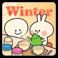 "Spoiled Rabbit ""Winter"""