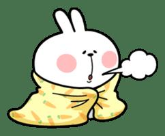 "Spoiled Rabbit ""Winter"" sticker #8343949"