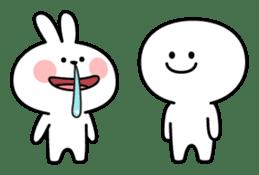 "Spoiled Rabbit ""Winter"" sticker #8343955"