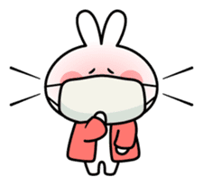 "Spoiled Rabbit ""Winter"" sticker #8343956"
