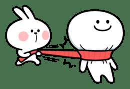 "Spoiled Rabbit ""Winter"" sticker #8343958"