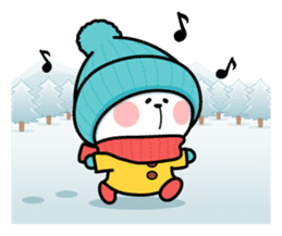 "Spoiled Rabbit ""Winter"" sticker #8343963"
