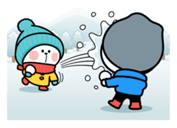 "Spoiled Rabbit ""Winter"" sticker #8343965"