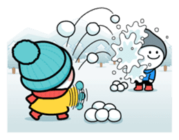 "Spoiled Rabbit ""Winter"" sticker #8343966"