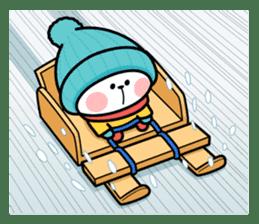 "Spoiled Rabbit ""Winter"" sticker #8343967"