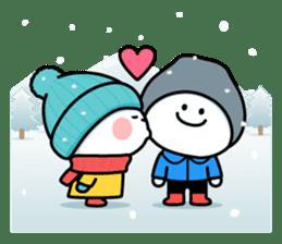 "Spoiled Rabbit ""Winter"" sticker #8343971"