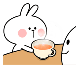 "Spoiled Rabbit ""Winter"" sticker #8343975"