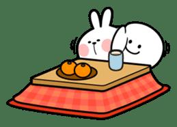 "Spoiled Rabbit ""Winter"" sticker #8343978"