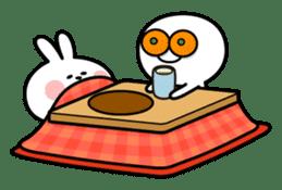 "Spoiled Rabbit ""Winter"" sticker #8343979"