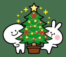 "Spoiled Rabbit ""Winter"" sticker #8343980"