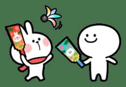 "Spoiled Rabbit ""Winter"" sticker #8343984"