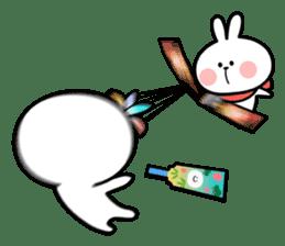 "Spoiled Rabbit ""Winter"" sticker #8343985"