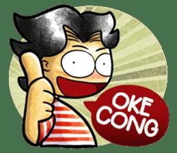 Su'OD Bahasa Madura sticker #8343990