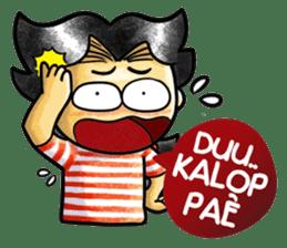 Su'OD Bahasa Madura sticker #8343991