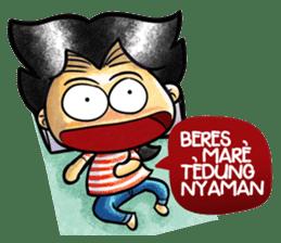 Su'OD Bahasa Madura sticker #8343992