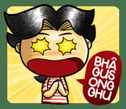 Su'OD Bahasa Madura sticker #8343994