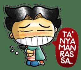 Su'OD Bahasa Madura sticker #8343995