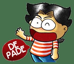Su'OD Bahasa Madura sticker #8344003