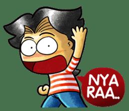 Su'OD Bahasa Madura sticker #8344004