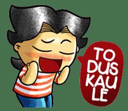 Su'OD Bahasa Madura sticker #8344006