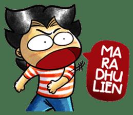 Su'OD Bahasa Madura sticker #8344021