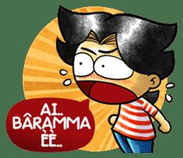 Su'OD Bahasa Madura sticker #8344024