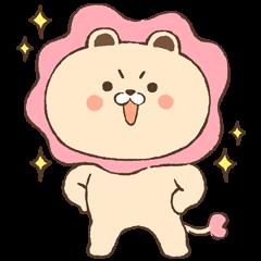 Cute Lion(Acai&Berry)