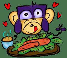 Rossy the food bears sticker #8347794