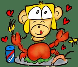 Rossy the food bears sticker #8347800