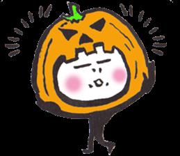Numeko  in Halloween costumes. vol.11 sticker #8347834