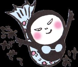 Numeko  in Halloween costumes. vol.11 sticker #8347849