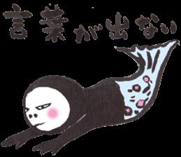 Numeko  in Halloween costumes. vol.11 sticker #8347850