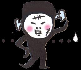 Numeko  in Halloween costumes. vol.11 sticker #8347857
