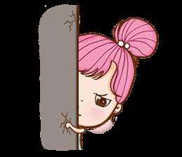 Sulky girl (EN) sticker #8349512