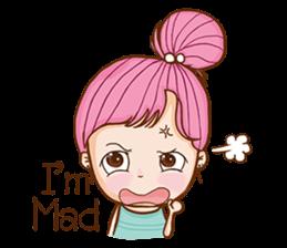 Sulky girl (EN) sticker #8349516