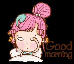 Sulky girl (EN) sticker #8349535