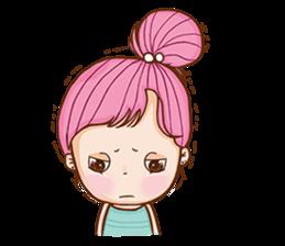 Sulky girl (EN) sticker #8349536