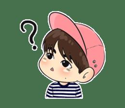 Cutie JuJu sticker #8356500