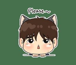 Cutie JuJu sticker #8356501