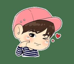 Cutie JuJu sticker #8356502