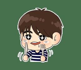 Cutie JuJu sticker #8356503