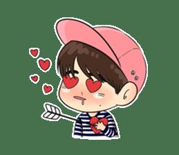 Cutie JuJu sticker #8356504