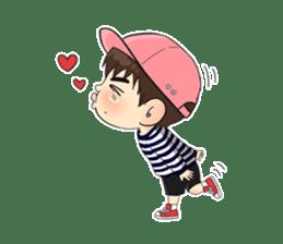 Cutie JuJu sticker #8356505