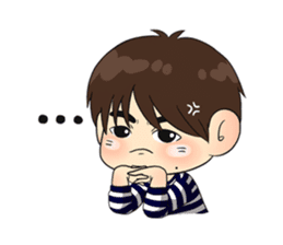 Cutie JuJu sticker #8356507